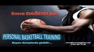 Emre Dagdelen Personal Basketball Training Part 3