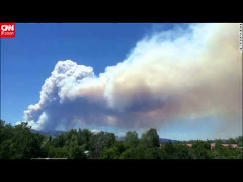 New wildfire burning in northern Colorado - Worldnews.