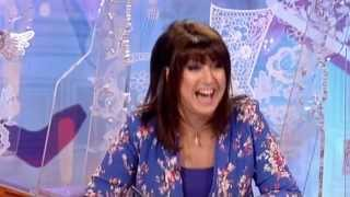 Carol McGiffin calls Jane McDonald fat on Loose Women - 8th May 2012