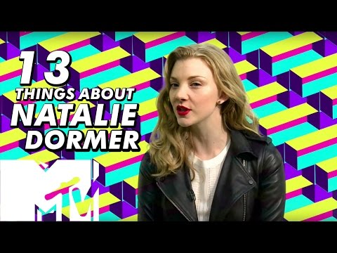 13 Things About Me, With Natalie Dormer! | MTV
