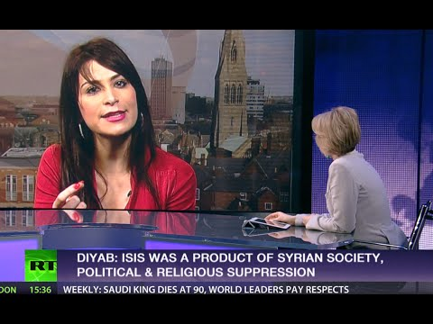 ISIS is product of religious suppression in Syria - activist