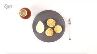 Сырники — простой рецепт