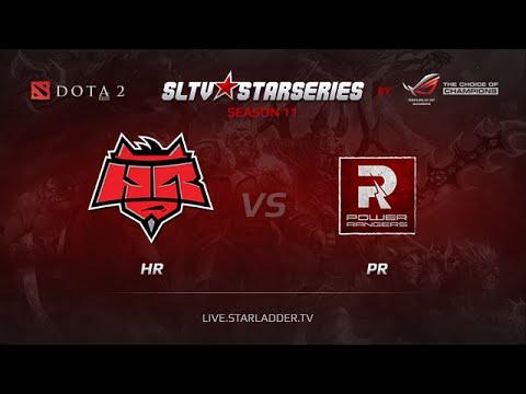 HR vs PR SLTV Europe Season 11 Day 20