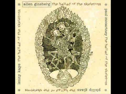 Allen Ginsberg Ballad Of The Skeletons