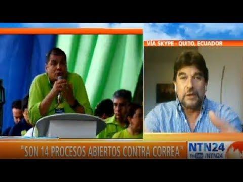 """""""La franquicia chavista que se pretendió instalar en Ecuador ha sido por fin frenada"""""""