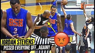D2 BASKETBALL PLAYER DESTROYS OVERSEAS & D1 COLLEGE PLAYERS @ PAT McCAW PRO AM! DREW LEAGUE NEXT?!