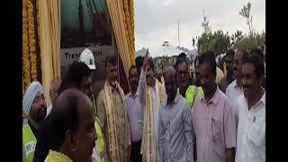 Polavaram Dam Diaphragm Wall Works Finished Successfully