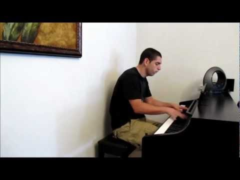 Amy Winehouse - Valerie (piano cover) - Naor Yadid