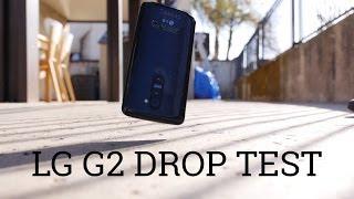 LG G2 Drop Test