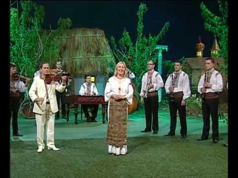ORCHESTRA,,RAPSOZII MOLDOVEI Ludmila Rosculet-Eu petrec si sunt voioasa.