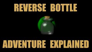 Reverse Bottle Adventure | An Explanation of One of OoT's Most Useful Glitches