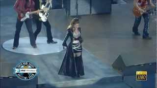 Shania Twain- Up! Live at Superbowl