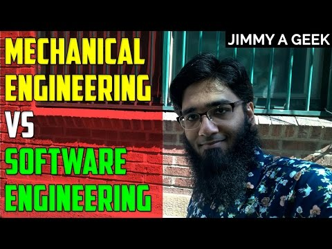 Mechanical Engineering vs Software Engineering Degree in Canada for Residency
