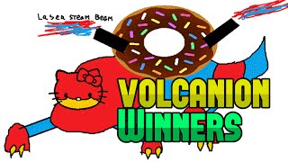 Volcanion GiveAWay Winners and Nekomon Updates