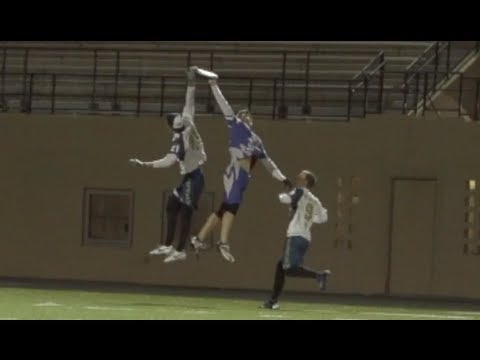 Top 10 Ultimate Frisbee Plays | AUDL Week 2
