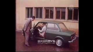 AD FIAT 128 - The biggest selling car (Enzo Ferrari) \\ 1969 \\ eng