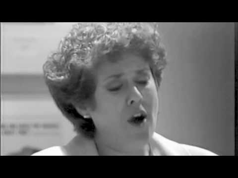 JUDY KAYE sings