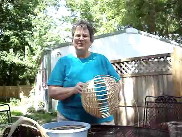 Antler Basket Weaving Blooper