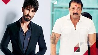 Shahid Kapoor Addicted To Social Media | Sanjay Dutt's Comeback Film Canned Again