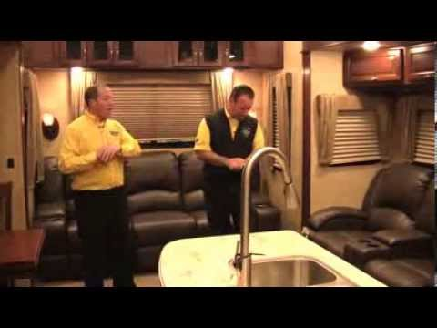2014 Evergreen Bay Hill Fifth Wheel Features (Part 1 of 2) (CC)