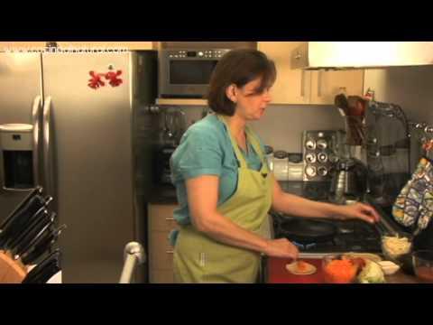 Tacos dorados de zanahoria - Golden Carrot Tacos