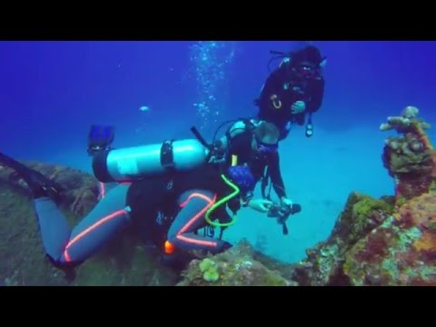 Scuba Diving - Xiao Liuqiu, Taiwan, April 30 and May 1, 2016