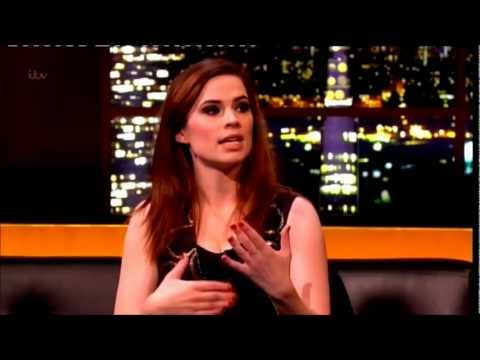 """Hayley Atwell"" On The Jonathan Ross Show Series 4 Ep 06 09 February 2013 Part 3/5"