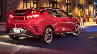 2019 Hyundai Veloster - Review