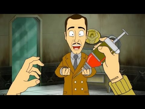 BioShock Under the Sea Parody