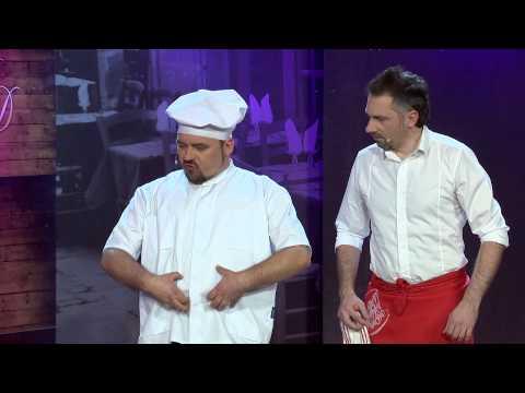 Kabaret Młodych Panów - Śląski Kucharz (Official HD, 2015)