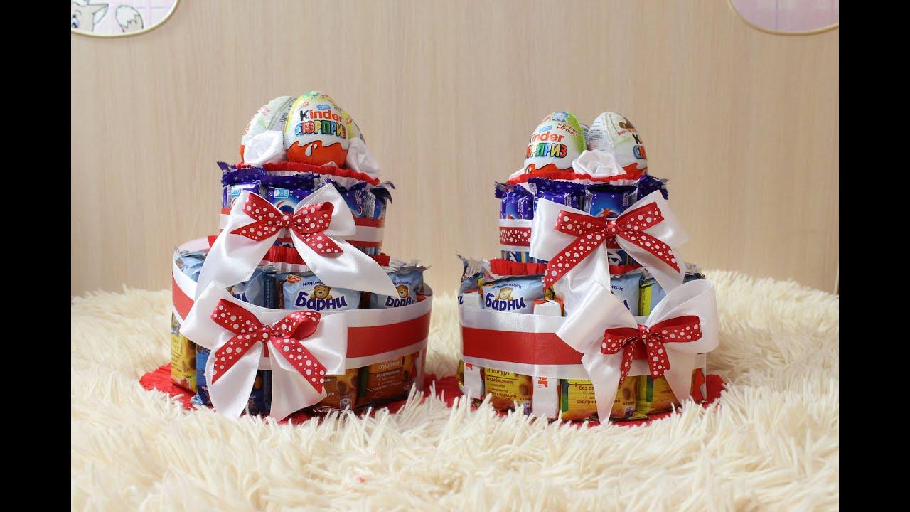 Подарки из детского питания фото