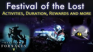 Festival of the Lost - Haunted Forest, Horror Story Exclusive, Quests, Triumphs, Gear