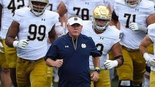 Notre Dame's Path to the College Football Playoff | Stadium