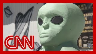Town braces for Area 51 invasion by alien enthusiasts