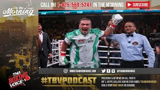Did Oleksandr Usyk PASS Heavyweight TestIs He Ready For a World Title