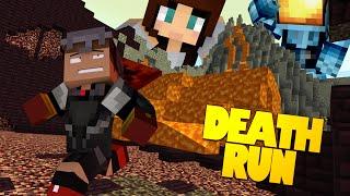 Minecraft 1.8 | DEATH RUN | GIANT LAVA WAVES (Minecraft 1.8 Death Run)