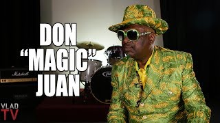 "Don ""Magic"" Juan Details the First Time a Woman Paid Him (Part 5)"