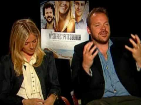 Sienna Miller on The Mysteries Of Pittsburgh