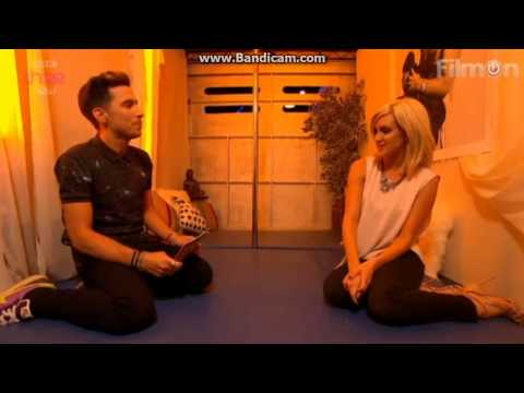 Ashley Roberts on Staying In With Greg And Russell (Extended Version)