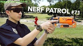 Nerf Patrol - Jail Break - Part 71