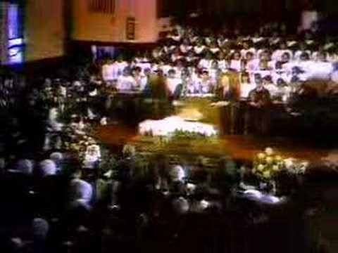 Dr. King's Funeral Service