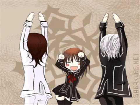 Vampire Knight Funny Dance