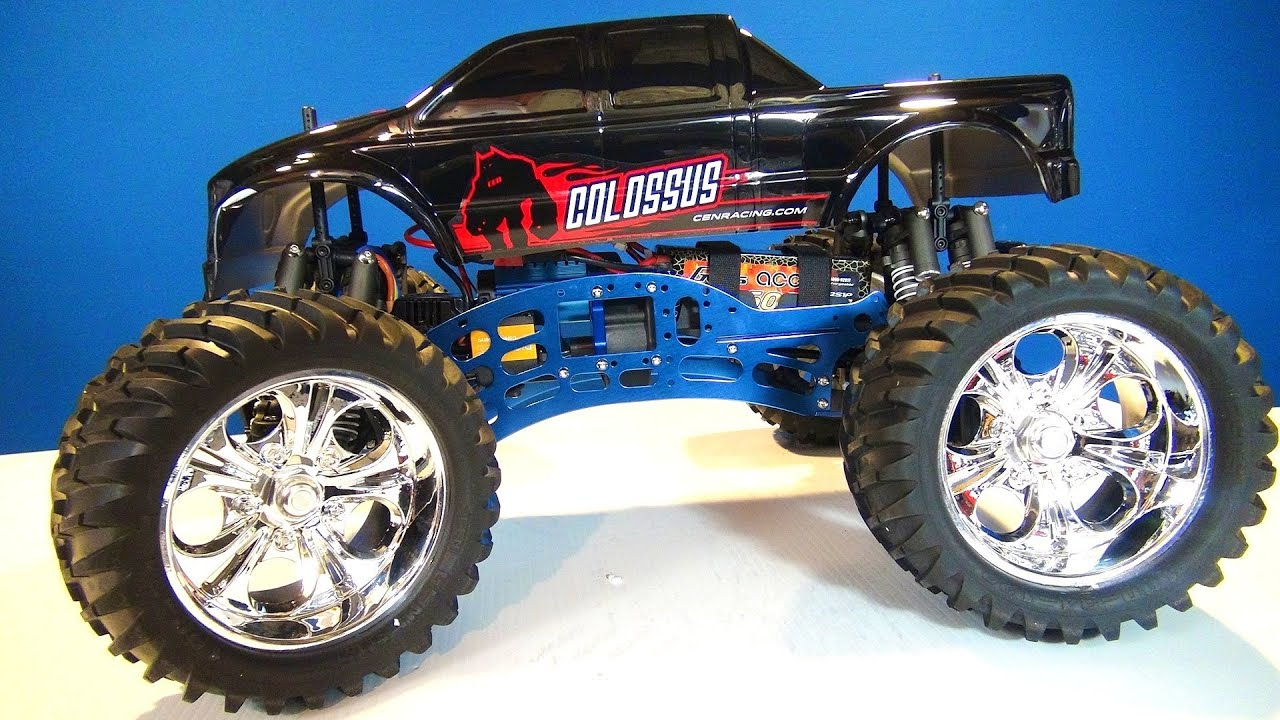 Monster Trucks in Action Monster Truck 4x4 Rtr