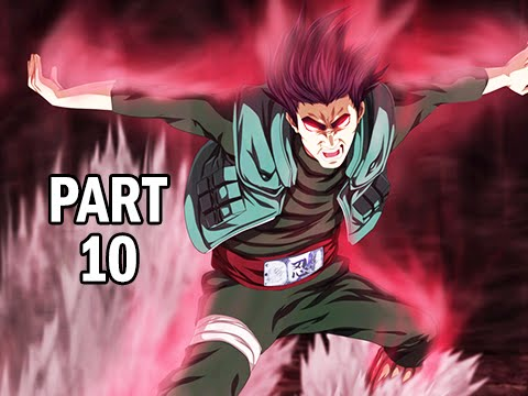 Naruto Shippuden: Ultimate Ninja Storm Revolution Walkthrough Part 10 Might Guy