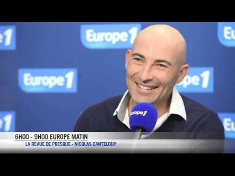 Nicolas Canteloup (BESTO OF) -  Jérôme Kerviel parle à François Hollande