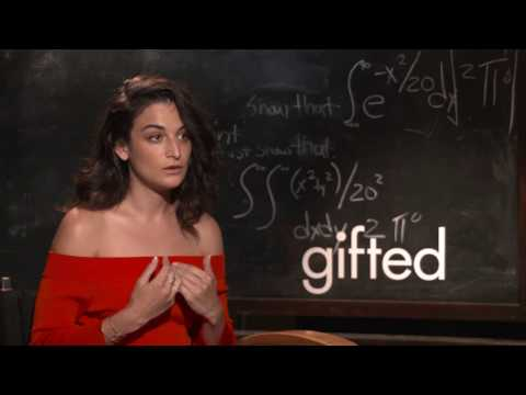 GIFTED: Backstage With Jenny Slate | Exclusive Interview