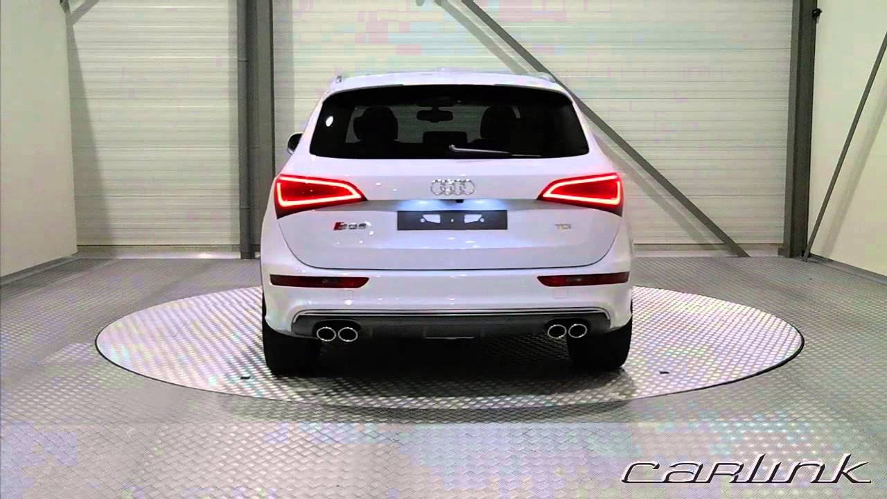 Audi Sq5 3 0 Tdi Quattro Tiptronic White Youtube