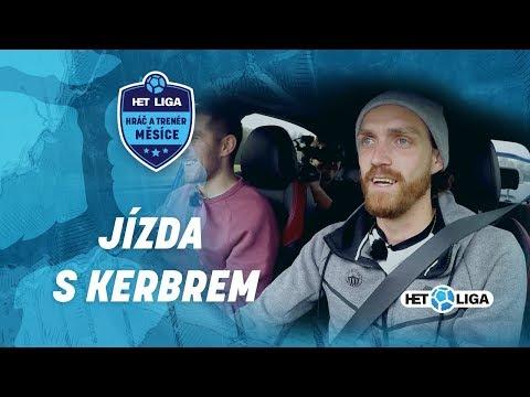 AAA Auto: Vyjížďka s Hráčem měsíce října Milanem Kerbrem