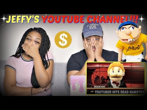 "SML Movie: ""Jeffy's YouTube Channel!"" REACTION!!!"