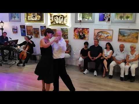 Tizenöt perc hírnév - Farkas Edina & Bitangó Ákos - Tango Harmony -